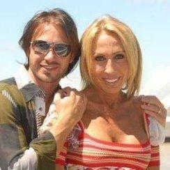 Laura Bozzo molesta con fans de Facebook de Christian Zuárez