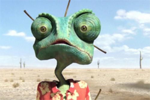 Ganadores Oscar 2012: Rango se consagra como Mejor Filme Animado