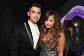 Demi Lovato revela que sale con Joe Jonas