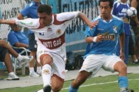 Goles del Inti Gas vs Sporting Cristal (2-1) - Descentralizado 2012