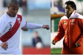 Fútbol peruano: Perú jugaría con línea de tres ante Colombia