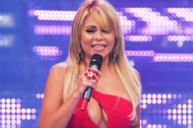 Gisela Valcárcel vuelve esta noche a la TV con Operación Triunfo