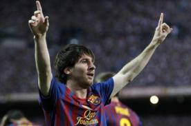 Barcelona: Escucha la canción oficial de Lionel Messi - Video