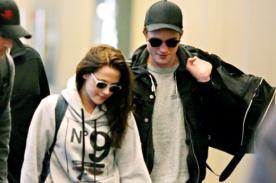 Kristen Stewart y Robert Pattinson felices de averiguar precios de casas