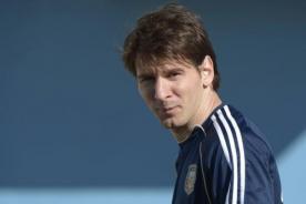Lionel Messi: Le ganaremos a Paraguay y seremos protagonistas contra Perú
