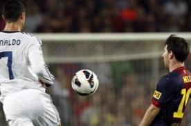 Goles del Barcelona vs Real Madrid (2-2) - Liga española - Video
