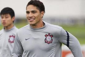 Brasileirao: Paolo Guerrero será titular con Corinthians ante Bahía