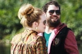 Adele es multada por no registrar a su bebé