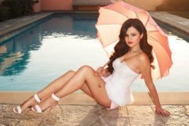 Selena Gomez luce su sensualidad en la portada de Harper's Bazaar