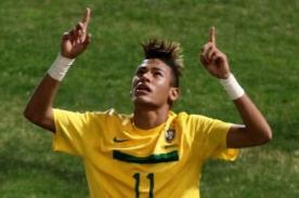 Neymar confesó que el Barcelona es el equipo que más le gusta ver