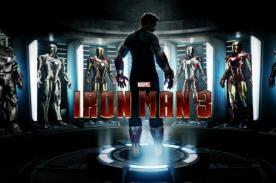 Iron Man 3 - Estreno 25 de abril