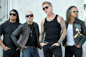 Metallica estrenará su película 3D en setiembre