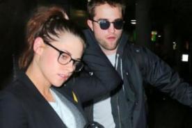 Kristen Stewart regala a Robert Pattinson una mesa de billar