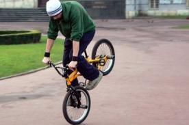 Conoce cuáles son los trucos más básicos de BMX - Video