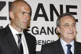 Real Madrid: Zinedine Zidane 'podría ser' el próximo técnico