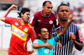 Fútbol Peruano: Programación de la fecha 24 del Descentralizado 2013