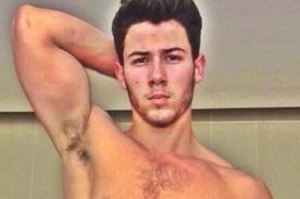 Nick Jonas: Sexy foto de sus músculos causa furor entre sus fans