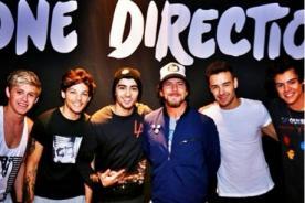 One Direction: Integrantes emocionados por conocer a Eddie Vedder - Foto