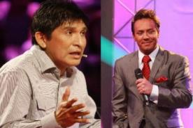Fernando Armas sobre imitador de Luis Miguel: Actúa como salvaje