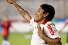 Raúl Ruidíaz no jugaría frente a Unión Comercio