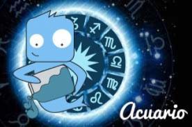 Horóscopo de hoy: ACUARIO (26 de Agosto del 2013)