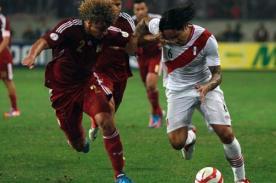 CMD en vivo: Venezuela vs Perú (3-2) minuto a minuto – Eliminatorias Brasil 2014