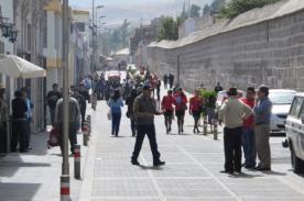 Temblor en Arequipa: Pobladores temen a réplicas del sismo