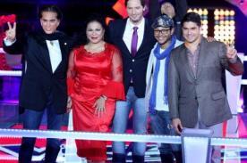 Rating: La Voz Perú no pudo con Al fondo Hay Sitio en su estreno