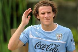 Diego Forlán: Sigo siendo importante para la selección uruguaya