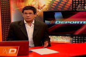Erick Osores: Los jugadores de la selección peruana llegaban resaqueados