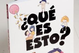 Libro de sexualidad para niños es un éxito en ventas en Argentina