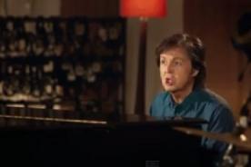 'Queenie Eye' es el nuevo videoclip que extrenó  ex Beatle - Video