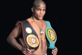 Boxeo en vivo por Frecuencia Latina: 'Pantera' Zegarra vs Basilio Silva - minuto a minuto