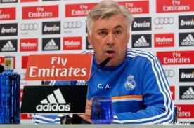 Carlo Ancelotti: Hay jugadores buenos y Cristiano Ronaldo