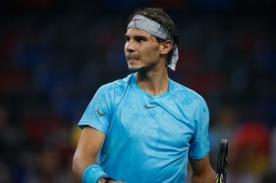 Masters de Londres: Rafael Nadal se cobró su revancha contra David Ferrer