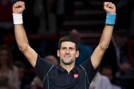 Final de Copa Davis: Novak Djokovic le dio el primer punto a Serbia