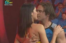 EEG: Miguel Arce quiere iniciar un romance con Nicole Faverón