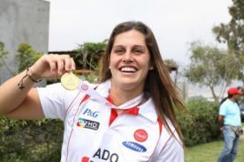 Juegos Bolivarianos 2013: Delfina Cuglievan ganó el sexto oro para Perú