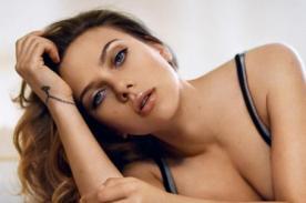 ¡Feliz día Scarlett Johansson! La mujer más sexy celebra 29 abriles