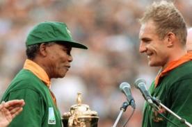 Video: El día que Nelson Mandela habló del poder del deporte