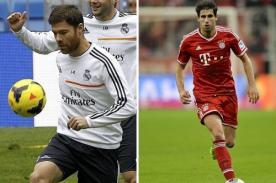 Selección peruana: Xabi Alonso y Javi Martínez no estarán con el País Vasco