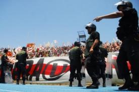 Universitario vs Real Garcilaso: 2300 policías resguardarán el Monumental