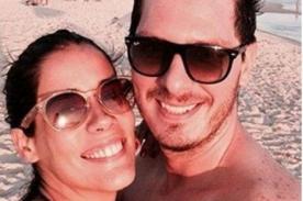Cristian Rivero y Gianella Neyra disfrutan de sus vacaciones juntos