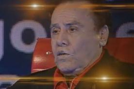 Augusto Polo Campos se sentará en el sillón rojo de EVDLV - Video