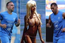 Francia: Fiscalía pide absolución en el juicio de Benzema y Ribéry