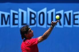Rafael Nadal se sigue recuperando de su lesión