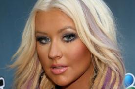 Christina Aguilera confesó estar embarazada por segunda vez