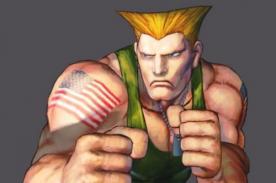 Insólito: Piden que tema de 'Guile' de Street Fighter sea himno de EE.UU.