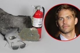 Subastaran objetos que utilizo Paul Walker antes de morir