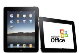 Microsoft incorpora Office para iPad